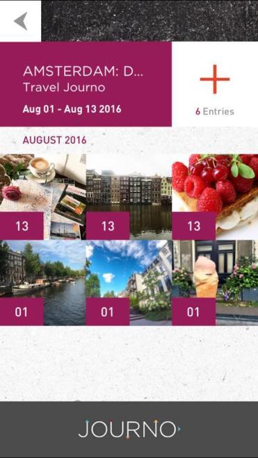 Entries made under my Amsterdam Journo