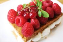 Try the Millefeuille at Mr. Porter in the W Amsterdam
