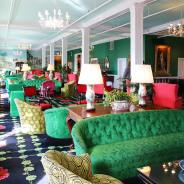 The Parlor in the Grand Hotel