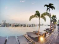 Sunrise views of Marina Bay Sands