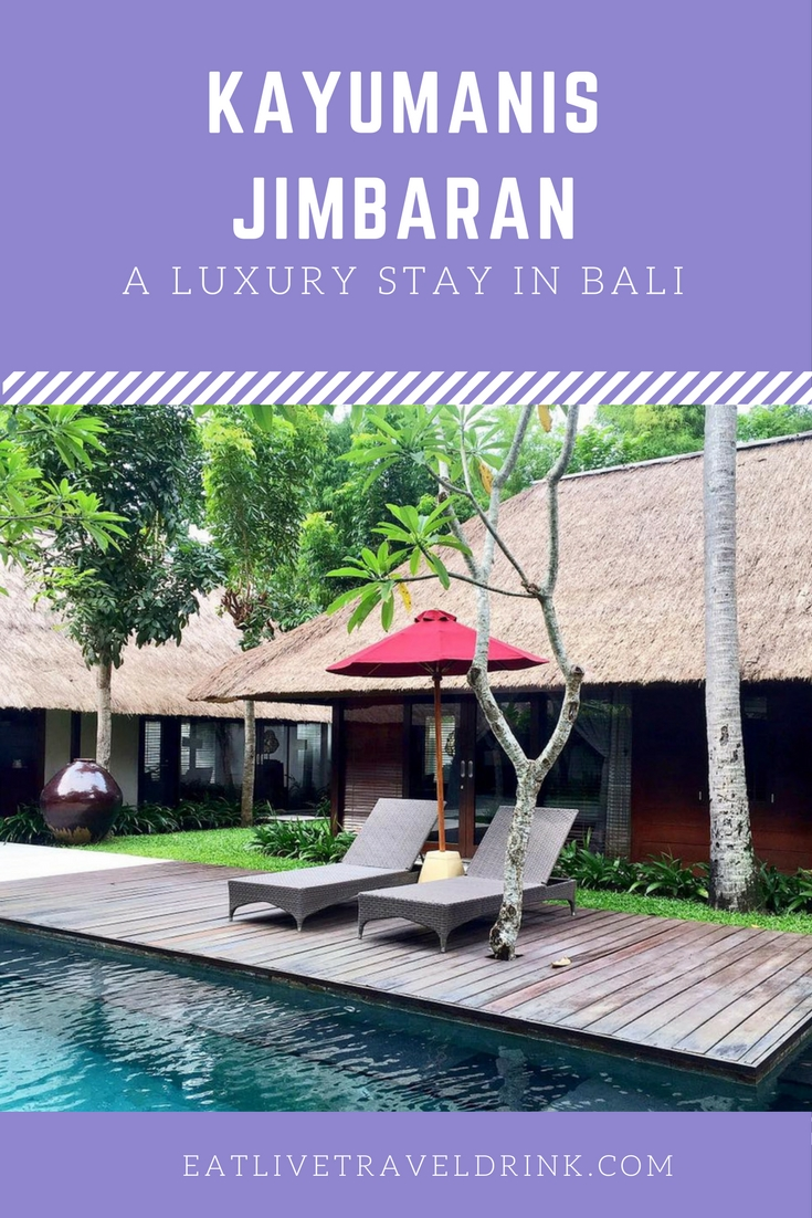 Kayumanis jimbaran a luxury stay in bali for Luxury places to stay in bali