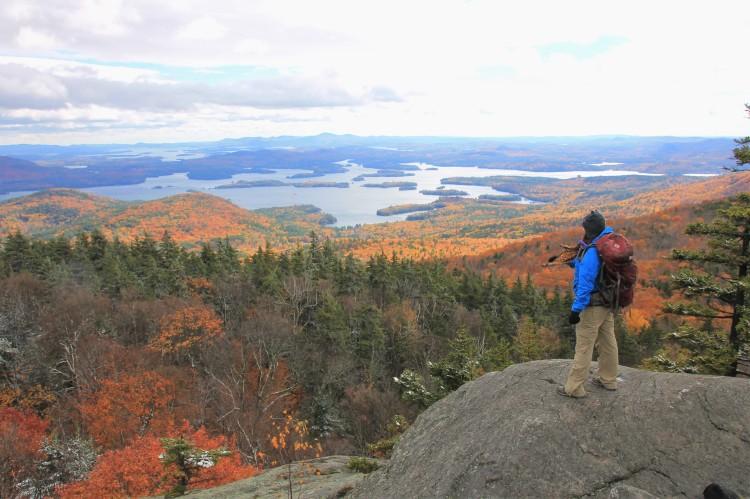 Mt. Morgan viewpoint Cathy RoarLoud.net