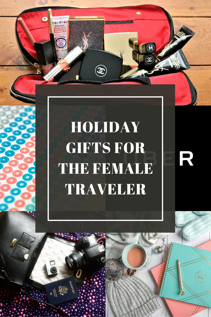 Gifts for the female traveler