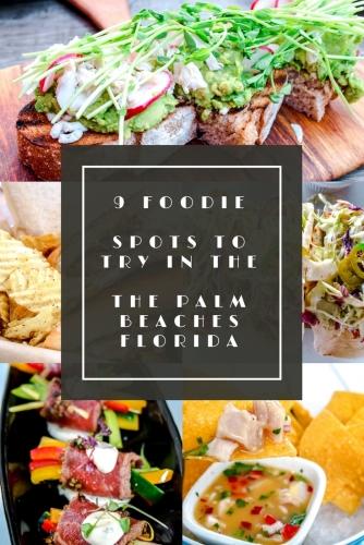 foodies palm beaches