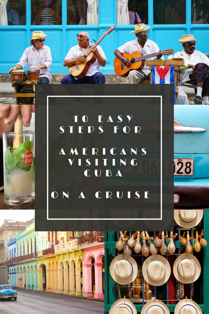 Visiting Cuba on a cruise